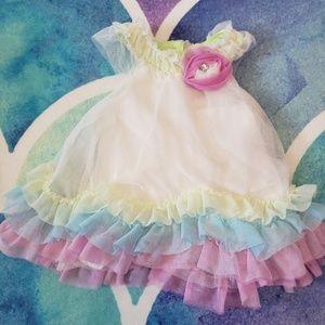30% Off Bundles Baby Girl Spring Floral Dress
